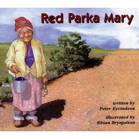 Red Parka Mary