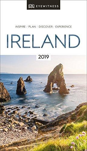 DK Eyewitness Travel Guide - Ireland 2017 - 1E (2016)
