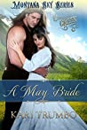 A May Bride: Montana Sky Series (Cutter's Creek Book 1)