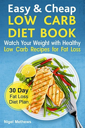 Easy & Cheap Weight Loss Diet Book