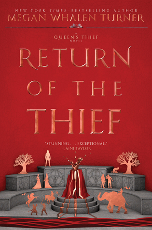 Return of the Thief (The Queen's Thief, #6)