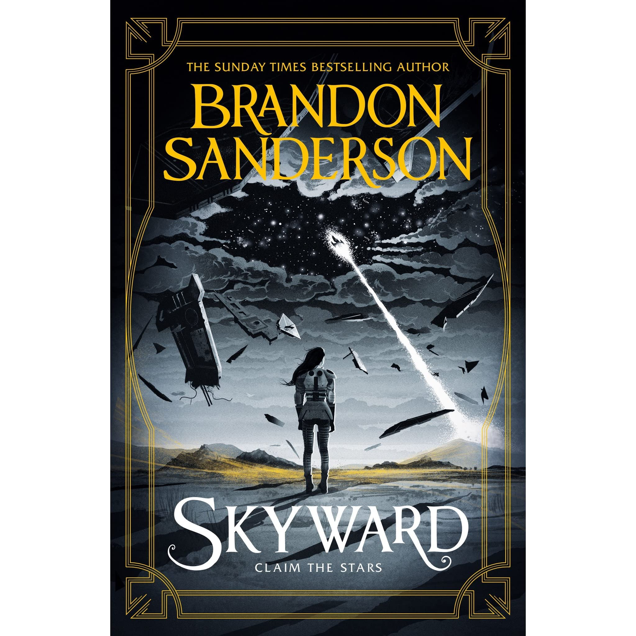 skyward (skyward, #1) by brandon sanderson