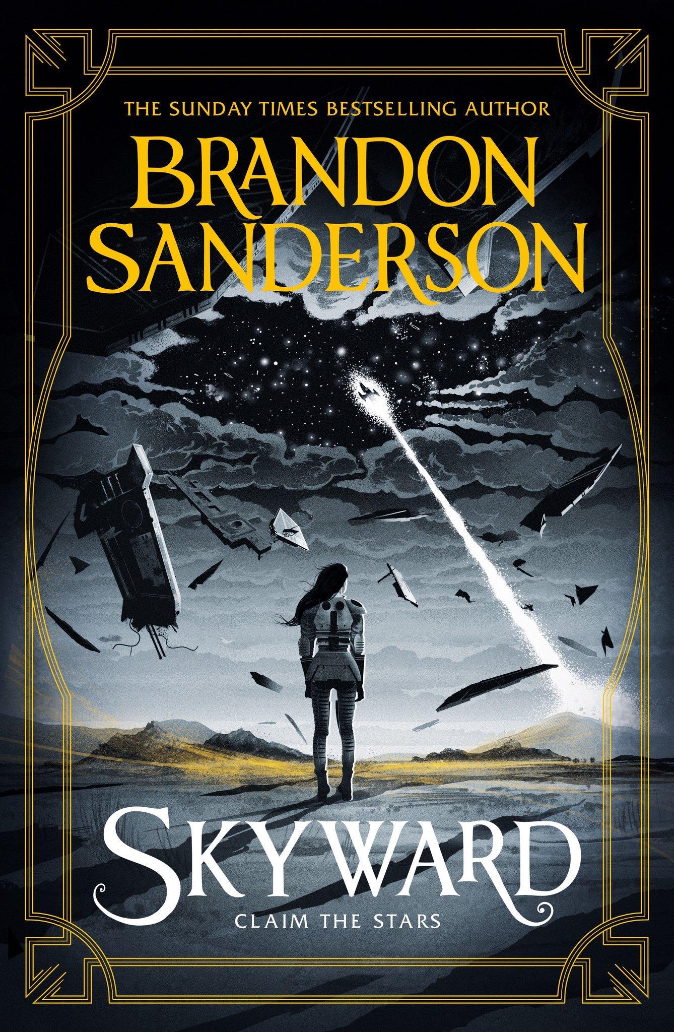 Sanderson, Brandon - Skyward by Sanderson Brandon