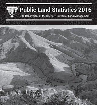 Public Land Statistics 2016