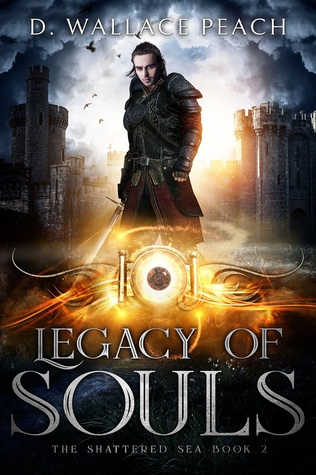 Legacy of Souls by D. Wallace Peach