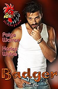 Badger (Roosters, #5; Devil's Fury MC, #0.5)