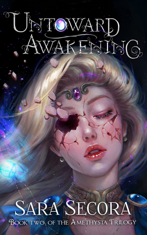 Book Cover of Amethysta Trilogy