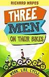 Three Men On Their Bikes