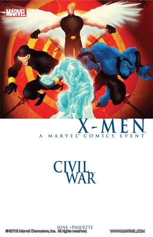 Civil War X-Men: A Marvel Comics Event
