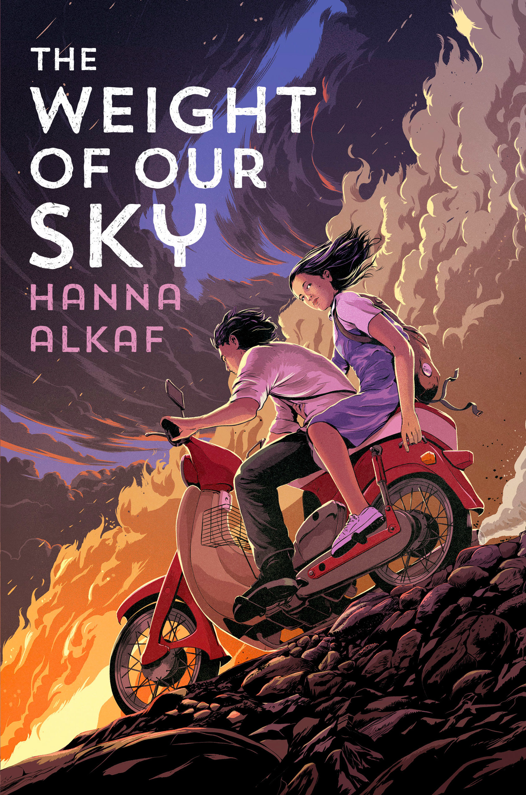 Image result for the weight of our sky
