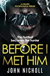Before I Met Him (DI Gravel, #2)