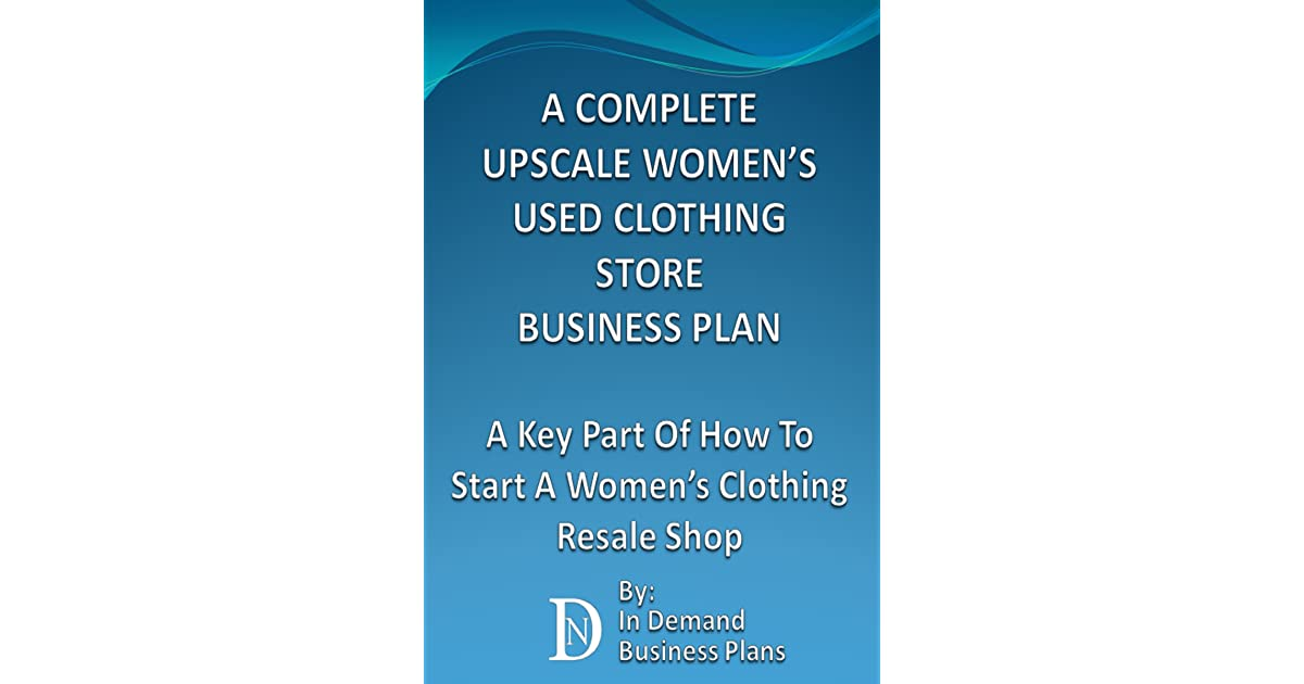 business plan for baby products pdf