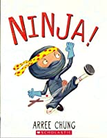 Ninja! With Read Along Cd