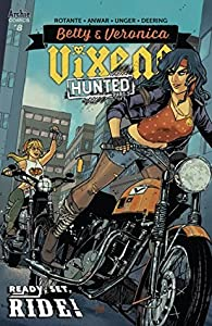 Betty & Veronica: Vixens #8