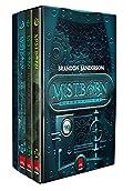 Mistborn Segunda Era - Caixa com Volumes 1 2 3 e caderno