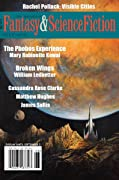 The Magazine of Fantasy & Science Fiction, July/August 2018