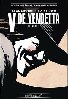 V de Vendetta, Volumen 2 by Alan Moore