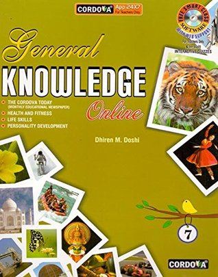 General Knowledge Online Class - 7 by Dhiren M  Doshi