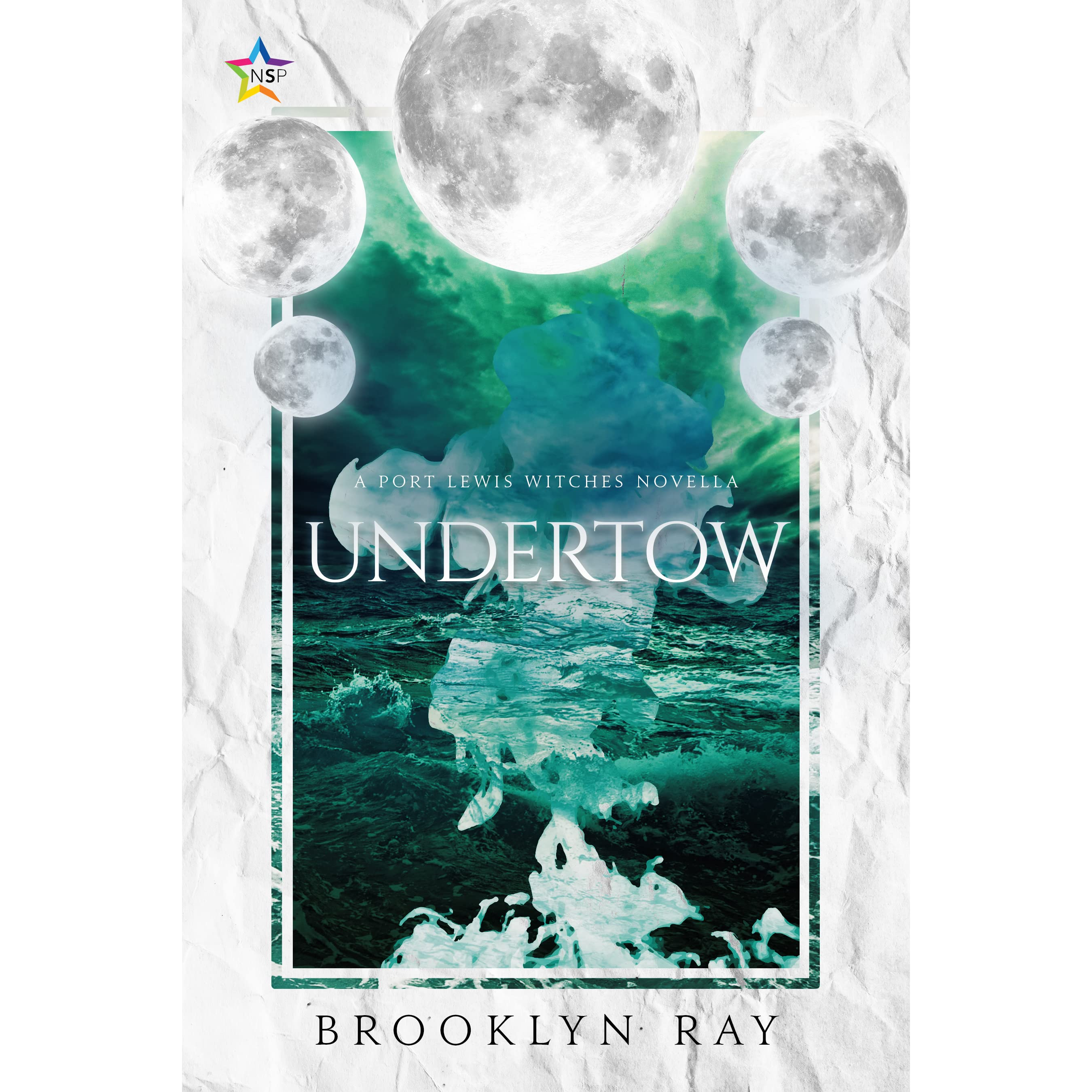 Undertow (Port Lewis Witches, #2) by Brooklyn Ray