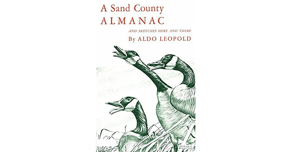 understanding the land ethic the aldo leopold foundation