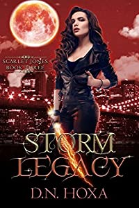 Storm Legacy (Scarlet Jones #3)