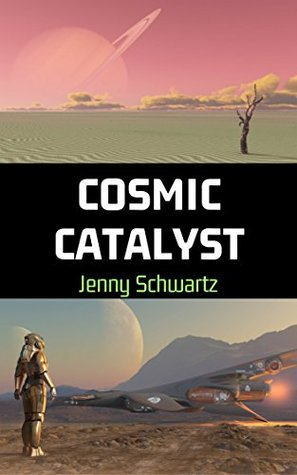 Cosmic Catalyst (Shamans & Shifters Space Opera, #2)
