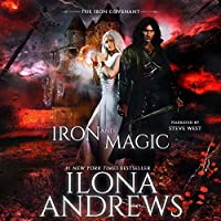 Iron and Magic (The Iron Covenant, #1)