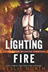 Lighting Fire by Leslie North