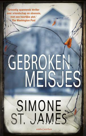 The Broken Girls by Simone St  James