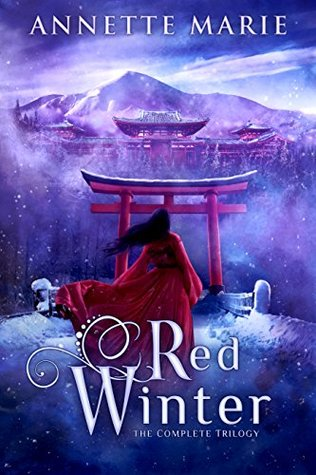 Red Winter Series - Annette Marie