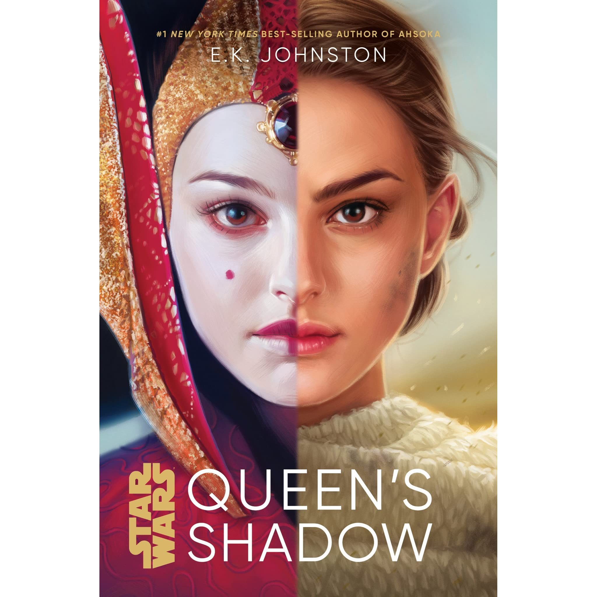 Queen's Shadow by E K  Johnston