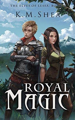 Royal Magic (The Elves of Lessa, #2)