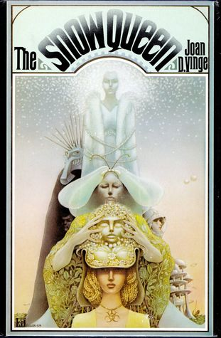 Cover of the Snow Queen by Joan D. Vinge