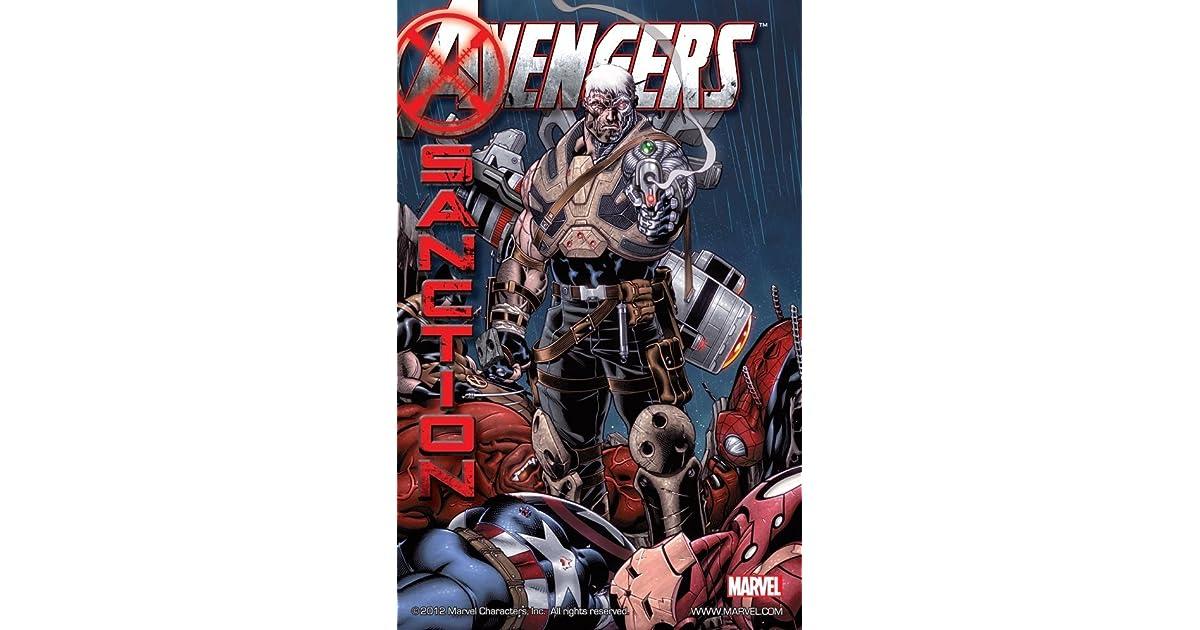 Avengers: X-Sanction by Jeph Loeb