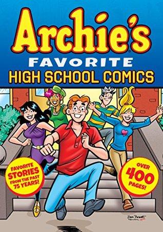 Archie's Favorite High School Comics