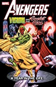 Avengers: Vision and the Scarlet Witch: A Year in the Life