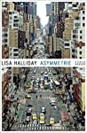 Asymmetrie by Lisa Halliday