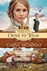 Gone to Texas (Cross Timbers Romance Family Saga #1; Thanksgiving Books & Blessings Collection One 1)