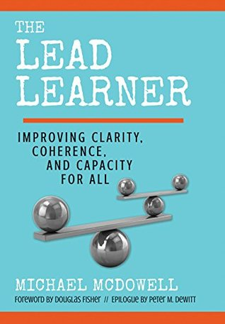 The Lead Learner by Michael McDowell