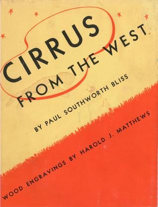 Cirrus from the West Paul Southworth Bliss, Harold J. Matthews