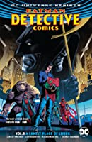 Batman: Detective Comics, Vol. 5: A Lonely Place of Living