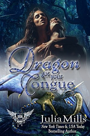 Dragon Got Your Tongue (Paranormal Dating Agency; Dragon Guards, #16.75)