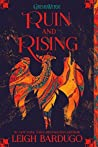 Book cover for Ruin and Rising (The Grisha, #3)