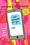 Book cover for I Hate Everyone But You