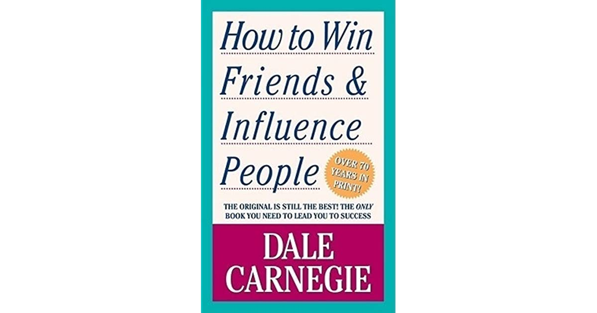 how to win friends and influence people quotes