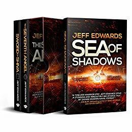 Jeff Edwards Military Thriller 3-Book Box Set