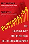 Book cover for Blitzscaling: The Lightning-Fast Path to Building Massively Valuable Companies