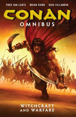 Conan Omnibus Volume 7: Witchcraft and Warfare