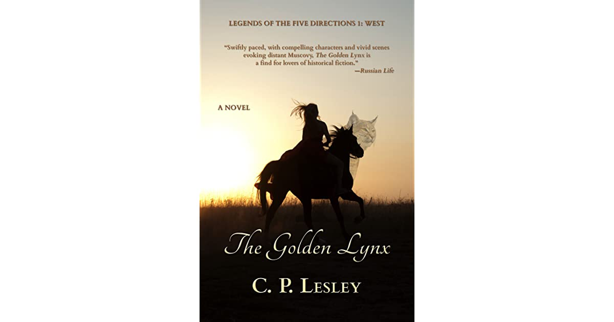 The Golden Lynx by C P  Lesley