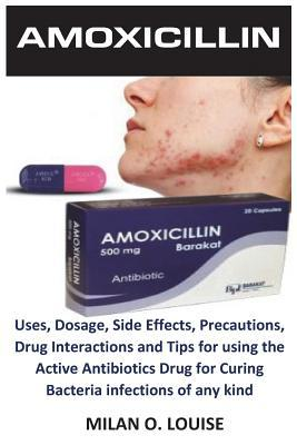 Amoxicillin: Uses, Dosage, Side Effects, Precautions, Drug